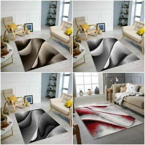 Modern Soft Carpets Mat Non-Slip Rugs Large Small Living Room Carpet Rug Runner