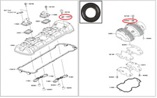 Bague/Joints O-ring Pr Culasse Kawasaki KLX 250 S,SF / VN 800  / VN 900 / Z 750