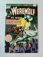 Werewolf By Night #33, VF- 7.5, 2nd Appearance Moon Knight