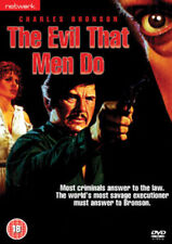THE EVIL THAT MEN DO. Charles Bronson. New sealed DVD.