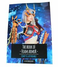 Foam Armor Kamui Cosplay How To Costume Prop Craft DIY Book Eva Worbla
