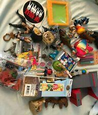 Junk Drawer Lot Boys  stuff  Easter Basker  day figures gift