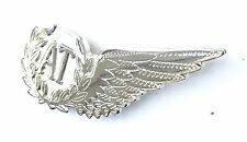 RAF AT Royal Air Force Airborne Technician Wing Pin Badge MOD Approved