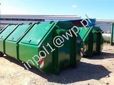 Kommunalcontainer Abrollcontainer Hakencontainer Mulde Abrollbehälter NEU