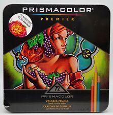 Prismacolor Premier Colored Pencils Soft Core 72 Pack 1753454 New Sealed