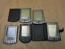 Lot of 5 Palm V m 100 Vx Series Others Handheld Pda Organizers *For Parts*