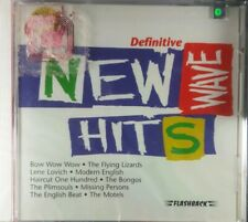 Definitive New Wave Hits CD New