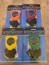 Stop Watches - Champion Sports Pack of 4
