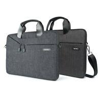 Laptop Sleeve Case Messenger Bag Waterproof Shoulder Bag Briefcase Handbag 15.6