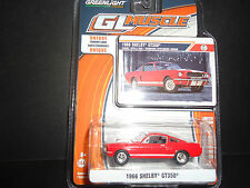 Greenlight Shelby GT350 1966 Red 1/64
