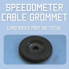 Land Rover series 1 bulkhead grommet speedometer cable