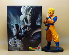 DRAGON BALL Z dbz RESOLUTION OF SOLDIERS Youth Son Gohan PVC Figure w box 7""