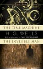 The Time Machine / The Invisible Man (Signet Classics) by Wells, H. G.