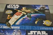 HASBRO STAR WARS THE CLONE WARS REPUBLIC V-19 TORRENT STARFIGHTER VEHICLE NIB