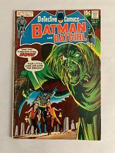 Detective Comics #413 (DC 1971) Freak Out at Phantom Hollow! Neal Adams Cover