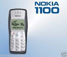 Nokia 1100 With Compatable Battery And Charger - DW