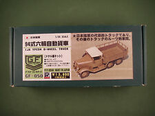 Pit Road 1/35 Metal Model Kit IJA Type 94 6-Wheel Truck GF-050