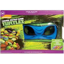 Mattel® View-Master Teenage Mutant Ninja Turtle 3D Virtual Reality Glasses for S