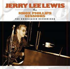 Jerry Lee Lewis - Knox Phillips Sessions: Unreleased Recordings [New CD] UK - Im