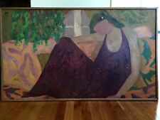 Original Cynthia Packard Oil Painting