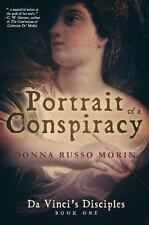 PORTRAIT OF A CONSPIRACY - MORIN, DONNA RUSSO - NEW PAPERBACK BOOK