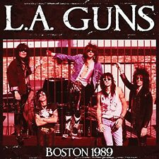 L.A. Guns - Live in Boston 1989 [New CD]