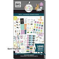Happy Planner Stickers Book Pets Fur Babies 1095