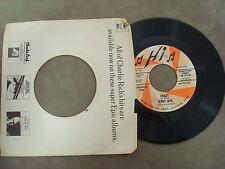 """JERRY JAYE- HOT AND AND STILL HEATIN'/ CRAZY   7"""" SINGLE"""