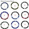 38mm Ceramica Lunetta Rosso Nero Blu Anello per 40mm Ro lex Orologio Uomo GMT