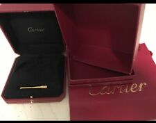 Authentic Cartier Love Bracelet Box, Screwdriver, Gift Bag, Outer Box, inner box
