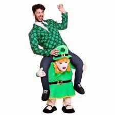 Adult Carry Me VAMPIRE Fancy Dress Halloween Piggy Back Costume Blood Spooky Boo