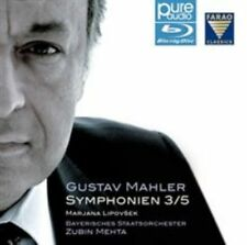 Gustav Mahler: Symphonien 3 & 5, New Music