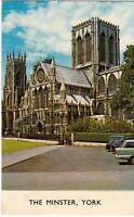 Postcard - The Minster, York.      (Ref A20)