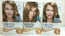 Clairol Nice'n Easy Hair Color Natural Medium Ash Blonde 8A/106 Lot of 3