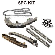 Timing Chains TIMING chain Guide Rails Set 6 PCS CHAINS Kit  BMW E38 E39 E53