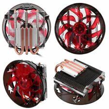 5W CPU Cooler PC Heatsink 35.5CFM 2200±10%RPM Radiator CPU Fan 20dBA 4 pin US