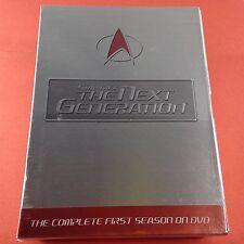 Star Trek The Next Generation Complete First Season 1(DVD/2002/7-Disc)NEW/SEALED