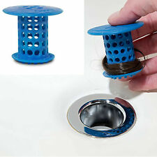 Hair Catcher Shower Drain Tub Sink Bath Room Plug Strainer Pet Tub Cover Trap