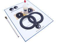 AR Acoustic Research 58B, 58BXI, 58LS Speaker Foam Repair Kit- 2BP4-m17