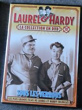 Laurel & Hardy, sous les verrous, la collection en DVD N° 10