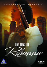 RIHANNA THE BEST OF VIDEOS POP R&B DVD WORK DRAKE NEEDED ME KISS IT BETTER ANTI