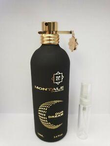 Montale Oud Dream Eau de Parfum 5ml Probe Sample