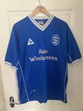 Birmingham City Vintage 2000/2001 Le Coq Home Shirt - Large L 42/44