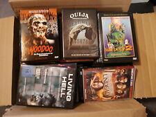 Sammlung mit 65 verschiedenen DVD's (Horror)