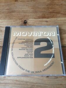 Movin' on 2 - Various Artists (CD, 1992) Rumour Records