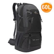 Backpack Wanderrucksack Reiserucksack Trekking Outdoor Camping Wandern Sport 60L
