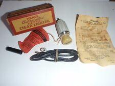 Nos Original MoPaR Automatic Cigar Cigarette Lighter 1940s Plymouth DeSoto Dodge (Fits: DeSoto)