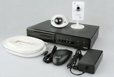 HI-DEF VIDEO & AUDIO SECURITY EASY! AVTECH AVH0401 NVR+2TB HDD+2x MPixel CAMS