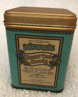 Vintage Collectible WARE'S Assorted Candies Decorative Storage Tin