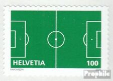 Switzerland 2044 (complete issue) unmounted mint / never hinged 2008 Football Ch